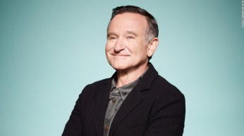 Robin Williams Age 63 The beloved actor and comedian made millions around the world laugh with his humongous talent. Behind the scenes, he struggled with depression. Williams hung himself in his home in 2014.