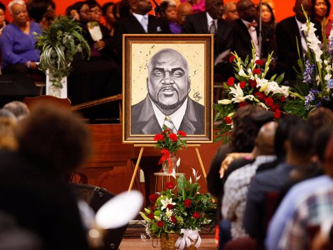 Terrence Crutcher's Funeral