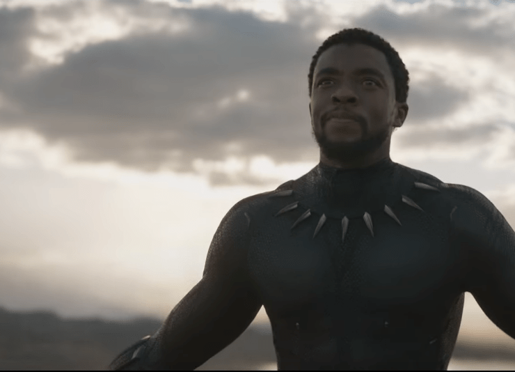 Marvel's Black Panther Teaser Trailer