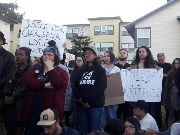 A Vigil for Lyles