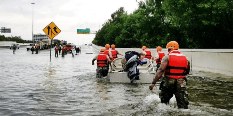Mexico is Offering to Help Houston's Hurricane Harvey Flood Victims