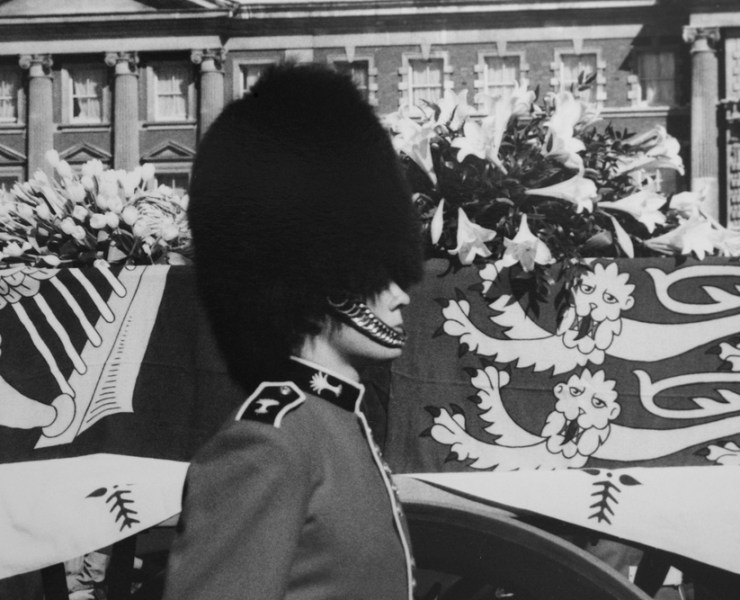famous british funeral