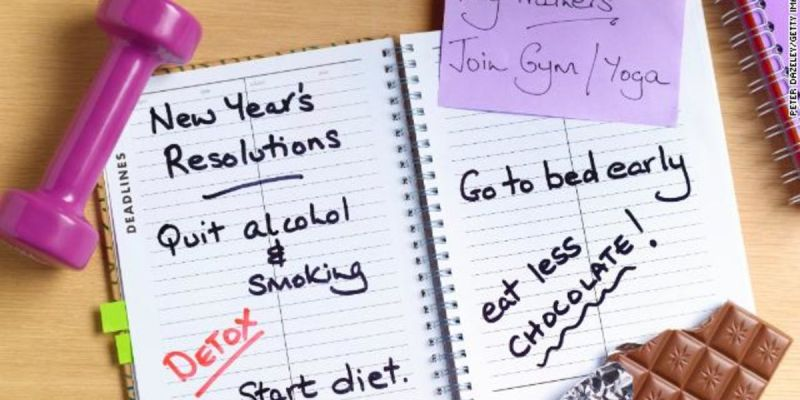 Achievable New Year Health Resolutions 2020
