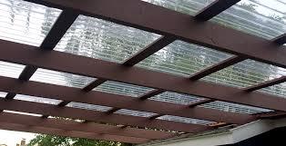benefits of plastic roofing panels