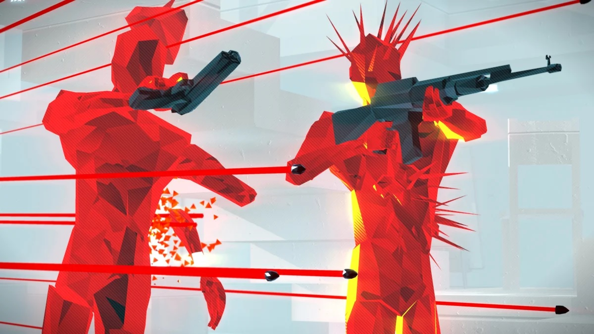 Superhot: Mind Control Delete free for owners of the Original Game
