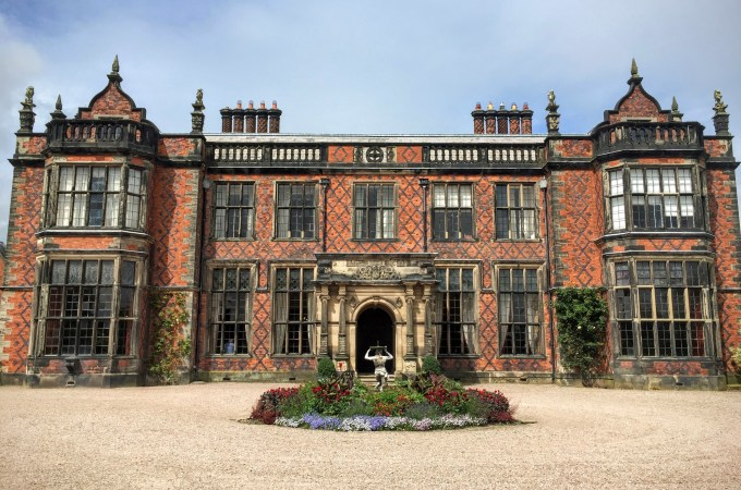 Ambling around Arley Hall