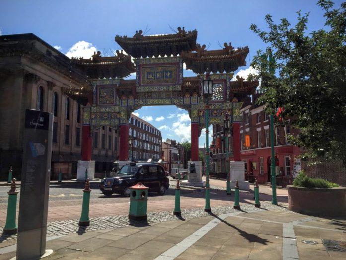 Liverpool Chinatown
