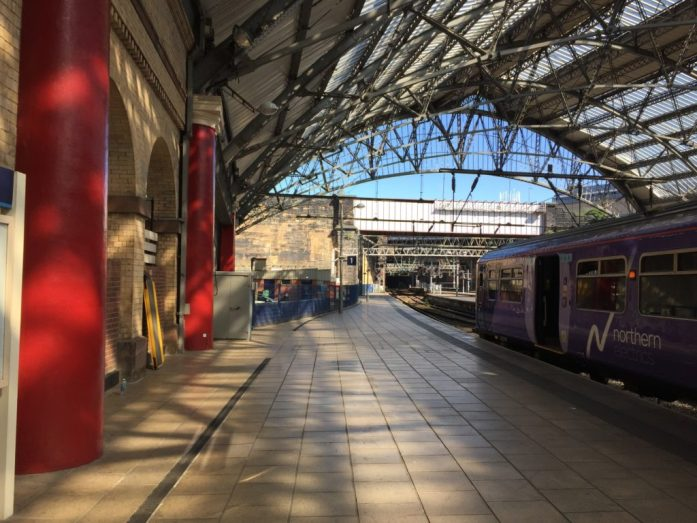 Liverpool Lime Street Station Northern Rail