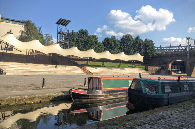 8 (more) Places to Picnic near Manchester City Centre when it is sunny