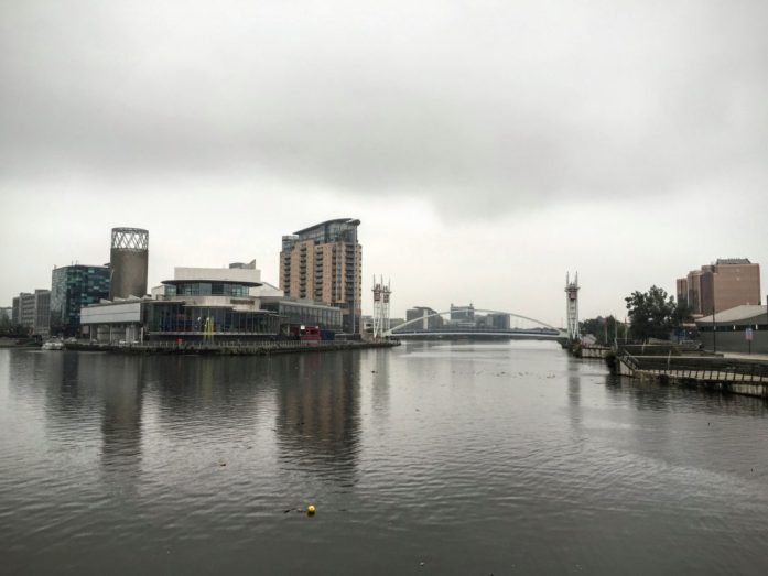 Salford Quays, MediCityUK, | The Urban Wanderer | Sarah Irving | Manchester