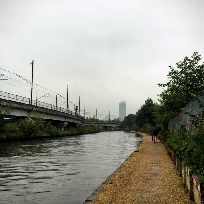 Bridgewater Canal, Pamona   The Urban Wanderer   Sarah Irving   Manchester