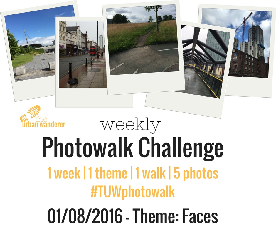 The Urban Wanderer Photowalk Challenge