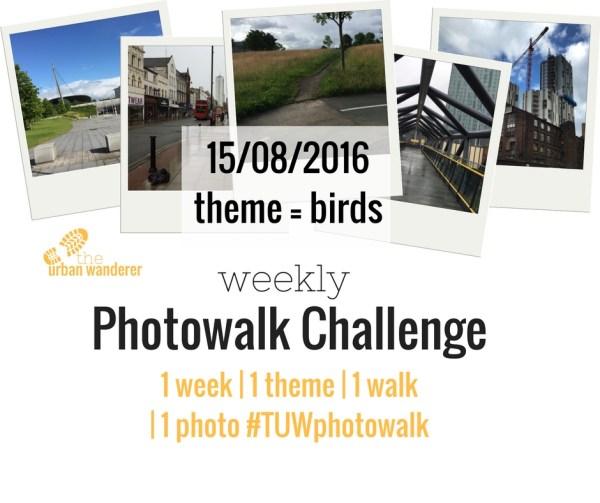The Urban Wanderer Weekly Photowalk Challenge | The Urban Wanderer Sarah Irving