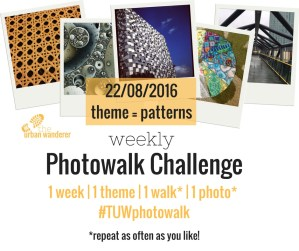 The Urban Wanderer Weekly Photowalk ChallengeThe Urban Wanderer Weekly Photowalk Challenge