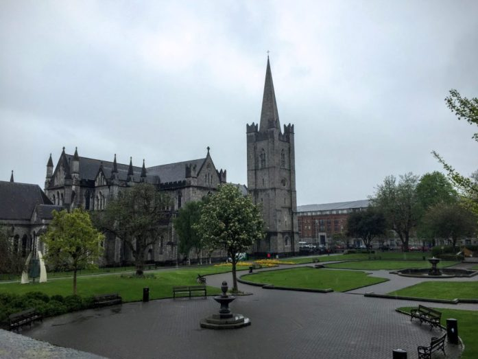 Dublin by foot - A free walking tour | The Urban Wanderer | Sarah Irving