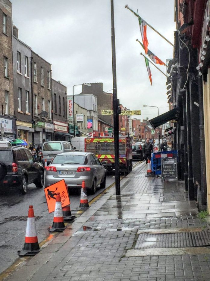 Dublin by Foot - A free walking tour with Dublin Discovery Trails | The Liberties | The Urban Wanderer | Sarah Irving