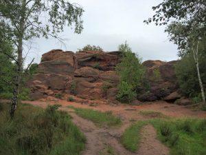 Thor's Rock   Thurstaston Common, Wirral   The Urban Wanderer   Sarah Irving