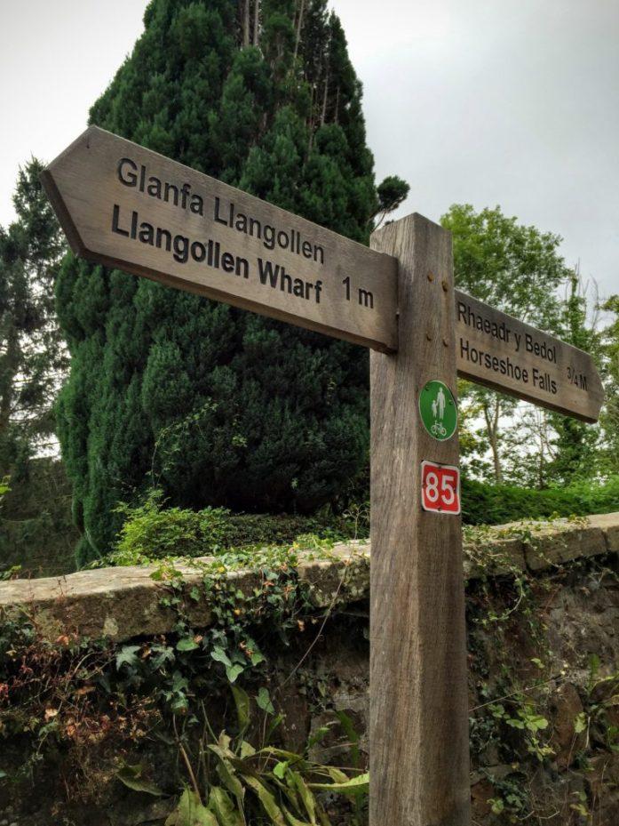 Llangollen and the Pontcysyllte Aqueduct