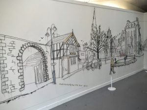 Ruthin Craft Centre, Ruthin, North Wales | Sarah Irving | The Urban Wanderer