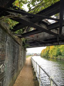 Walking to the Trafford Centre   Manchester   Urban Wandering   The Urban Wanderer   Sarah Irving