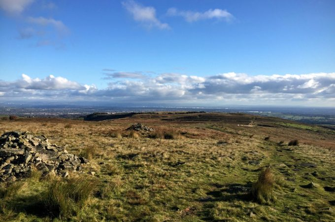 Winter Hill and Rivington Pike – an Autumn hike
