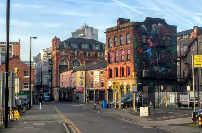 My Manchester Morning Walk | The Urban Wanderer | Sarah Irving