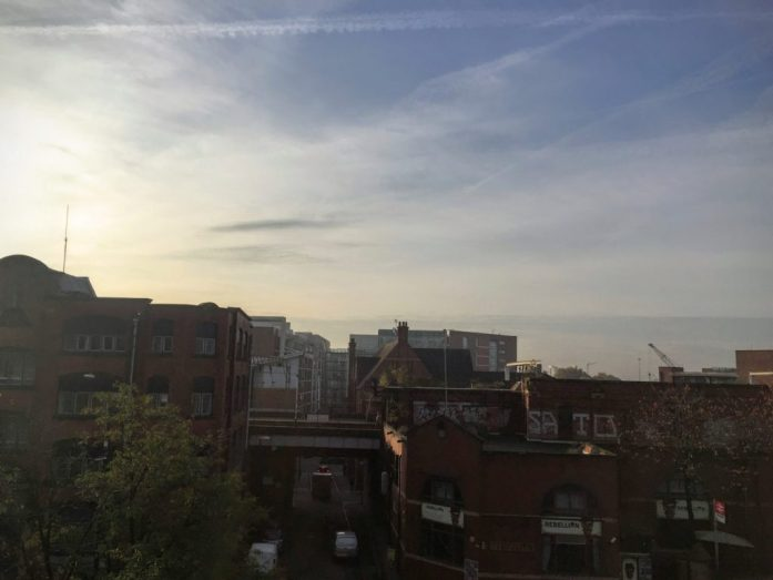 My Manchester Morning Walk | The Urban Wanderer | Sarah Irving