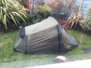 How to reproof your tent with grangers fabsil | The Urban Wanderer | Sarah Irving | How to Reproof a tent | Waterproofing old tent | Outdoor Blogger | Manchester Blogger