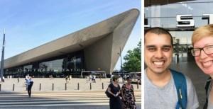 Adventures in Rotterdam | The Netherlands | Visit Rotterdam | The Urban Wanderer | Sarah Irving | Europe | Outdoor Blogger | Travel Blogger | Manchester Blogger | Burgertrut | Euromast