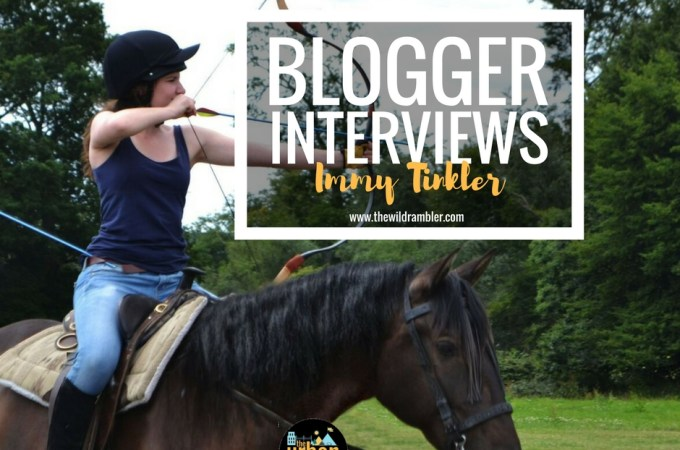 Interview   The Wild Ramber, Immy Tinkler