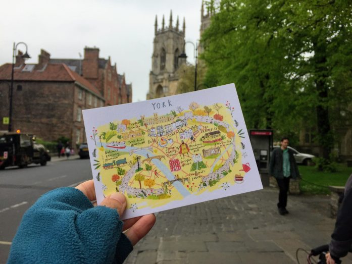 A Day Trip to York   Manchester to York   National Trust   York Cat trail   Under 2 hours from Manchester   The Urban Wanderer   Sarah Irving   Outdoor Blogger   Travel Blogger   Manchester Blogger