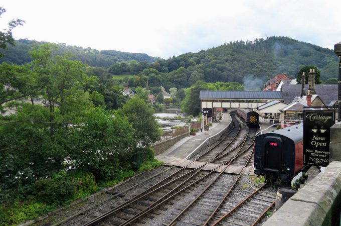 Llangollen Steam Railway & Ruby Wedding Celebrations