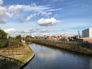 Walk to the Trafford Centre from Castlefield   Bridgewater Canal Walks   The Urban Wanderer   Sarah Irving   Europe   Outdoor Blogger   Travel Blogger   Manchester Blogger