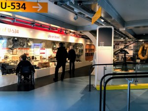 The U-boat Story Wirral   Wirral Museums   WWII Museums   The Urban Wanderer   Sarah Irving   UK   Outdoor Blogger   Travel Blogger   Manchester Blogger   Days out from Manchester