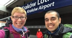 Day 1 Poland Trip, Krakow | The Urban Wanderer | Sarah Irving | Krakow | Poland | Travel Blogger | Outdoor Blogger | Manchester Blogger