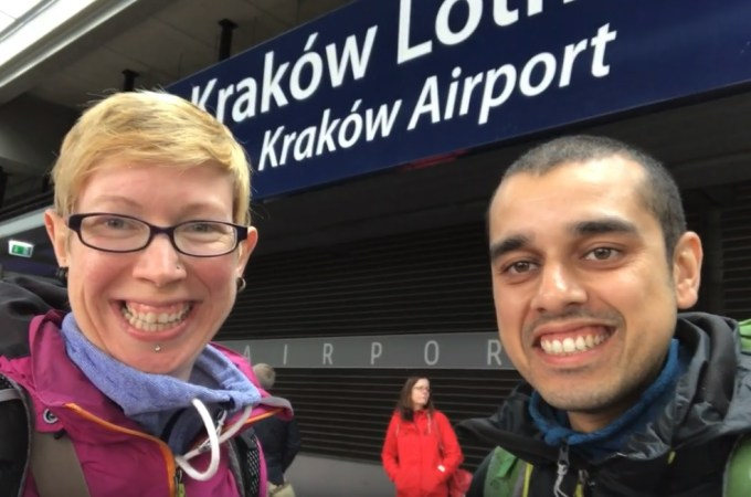 Poland Trip, Day 1 | Arriving & Exploring Krakow