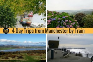day trips from manchester by train | The Urban Wanderer | Sarah Irving | Europe | Outdoor Blogger | Travel Blogger | Manchester Blogger