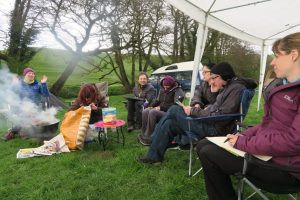 Outdoor Bloggers Camp | Dalby Forest | North Yorkshire | The Urban Wanderer | Sarah Irving | UK | Outdoor Blogger | Travel Blogger | Manchester Blogger