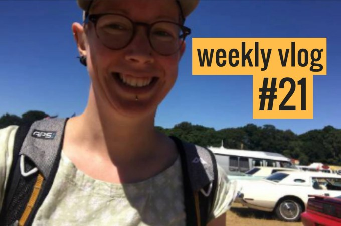 UK Heatwave, American Car Show & general stuff | The Urban Wanderer Weekly Vlog 21