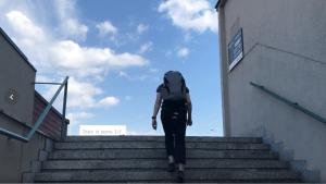 Kuhl Splash Metro Hiking Pants | Womens travel trousers | The Urban Wanderer | Sarah Irving | UK | Outdoor Blogger | Travel Blogger | Manchester Blogger