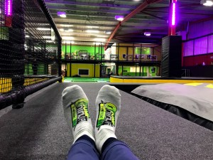 Buckt | Jump Ninja Manchester | Activity Subscription Box | Things to do in Manchester | The Urban Wanderer | Sarah Irving | UK | Outdoor Blogger | Travel Blogger | Manchester Blogger