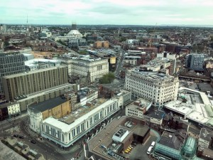 Panoramic views of Liverpool | St John's Beacon | Radio City Tower | Days out from Manchester | Under 1 hour from Manchester | The Urban Wanderer | Sarah Irving | UK | Outdoor Blogger | Travel Blogger | Manchester Blogger