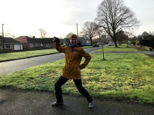 Playing with your winter walks | The Urban Wanderer | Sarah Irving | UK | Outdoor Blogger | Travel Blogger | Manchester Blogger