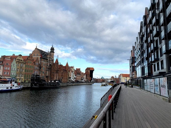 reflecting on 2019 Gdansk