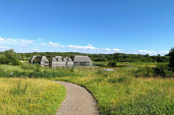 A Circular Walk with Nature at Brockholes