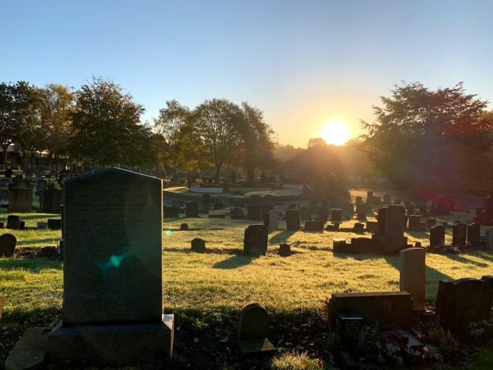 Philips Park Cemetery 2