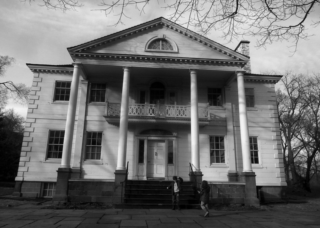 The Morris-Jumel Mansion Washington Heights Halloween Special 2016 American Horror Story for The Urban Watch