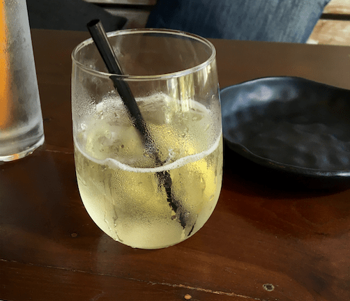 The French 77 Cocktail