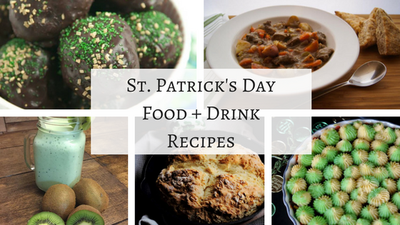 St. Patrick's Day Recipe Roundup