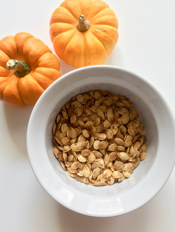 How To Roast Pumpkin & Squash Seeds